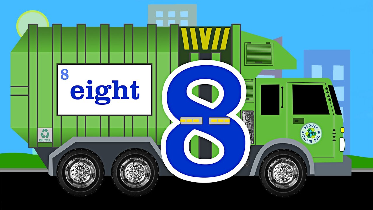 Garbage Truck Number Counting