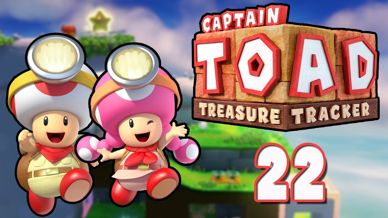 let 39 s play together captain toad treasure tracker blind
