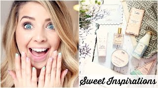 NEW BEAUTY LAUNCH   SWEET INSPIRATIONS
