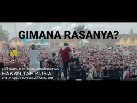 Status wa keren 2018 | Asep Balon -  Hakan Tah Ku Sia