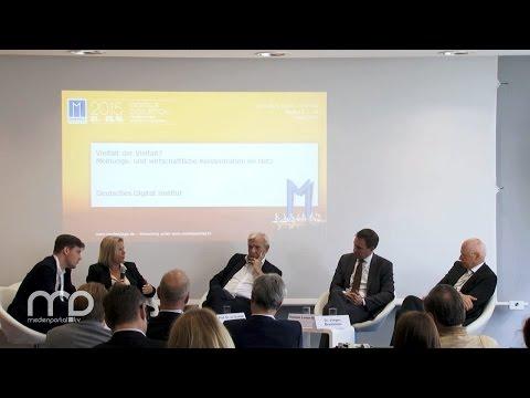 Panel: Vielfalt der Vielfalt? Meinungs- und wirtschaftliche Konzentration im Netz