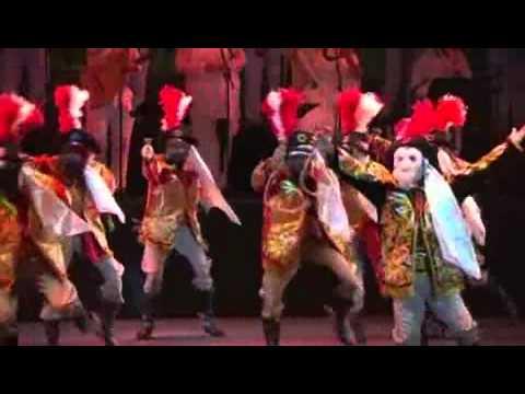Folclore peruano fue ovacionado en el Festival Internacional Cervantino en México   1ra Parte