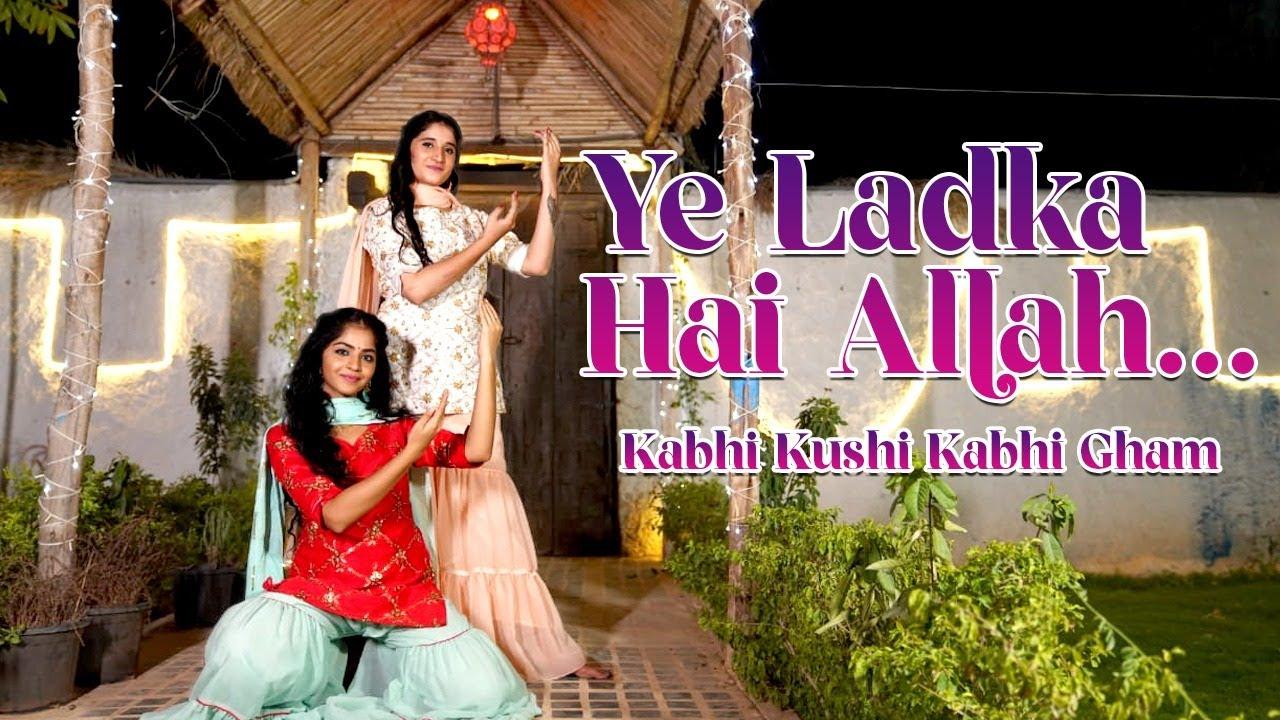 Ye Ladka Hai Allah | Kabhi Khushi Kabhi Gham | Shahrukh Khan | Kajol | Khyati Jajoo Choreography