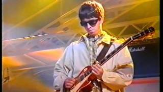 Oasis - Supersonic (Live on Nulle Part Ailleurs, Canal+ 15th June 1994)