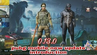 Let's check what is new in pubg mobile 0.13.0 introduction pubg mobile update