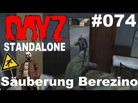 DayZ Standalone * PVP Säuberung in Berezino! * DayZ Standalone Gameplay German deutsch