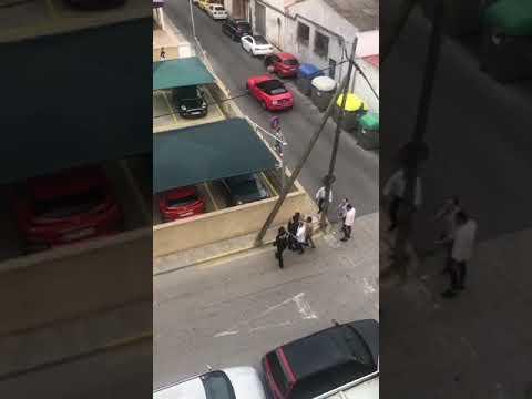 Una discusión en Mallorca termina con una agresión a dos policías locales