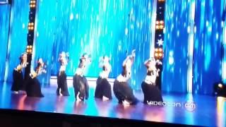 Dance + banjara girls.