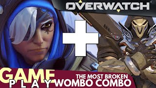 Ana + Reaper, the Most Disgusting Combo