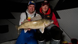 Hot New Tactic for Walleye
