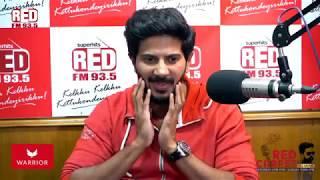 Dulquer Salmaan | Vishnu | Red Carpet | RJ Mike | Red FM | Part 1