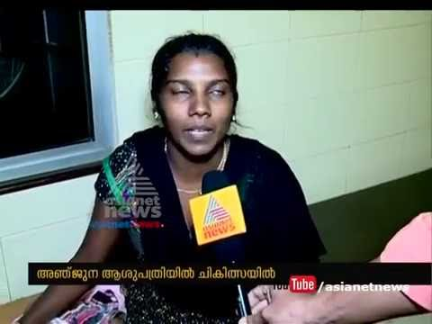 Dalit lady who got jailed at Kannur, tried to commit suicide