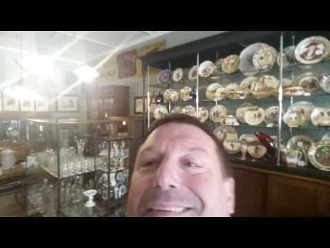 Harrys nz adventure part 4 arthurs antiques