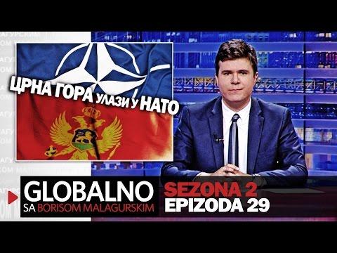 Crna Gora u NATO: Globalno sa Borisom Malagurskim (BN)