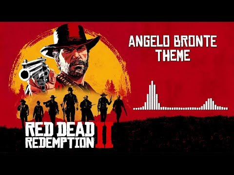 Red Dead Redemption 2  Soundtrack - Angelo Bronte Theme   With Visualizer