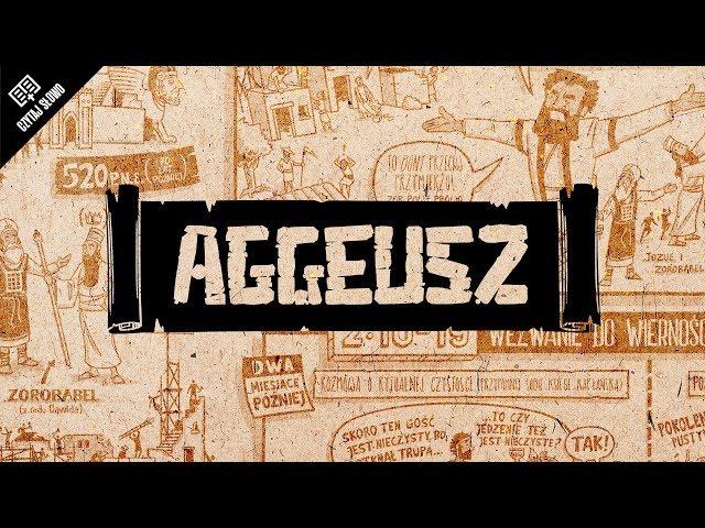 Omówienie: Księga Aggeusza