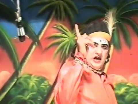 Bramhamgari Natakam, Siddaiah and Sadhu Charecter, GadePalem, Prakasam District, Andhra Pradesh