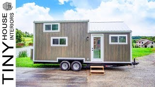 Incredible Stunning The Rodanthe Tiny House By Modern Tiny Living | Tiny House Interiors
