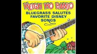 I Wanna Be Like You (Jungle Book) - Heigh Ho Banjo - Pickin