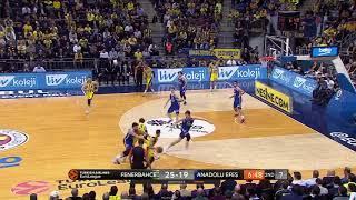#EuroLeague: Şubat Ayı En İyi Bloklar