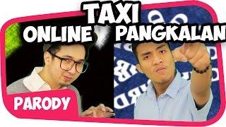 Download Video TAKSI ONLINE Vs TAKSI PANGKALAN [Rap Battle] MP3 3GP MP4