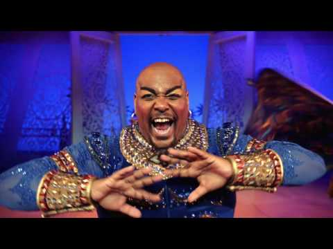 ALADDIN THE MUSICAL | London West End | Official Disney UK