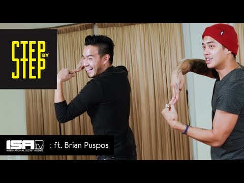 Brian Puspos #CokeRedMoves Tutorial - STEP BY STEP Ep. 11
