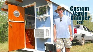 Tiny House Builder's $5000 Custom Vardo