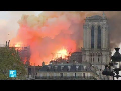 إعادة ترميم كاتدرائية نوتردام في باريس قد تستغرق وقتا أطول من المتوقع  - 14:55-2019 / 10 / 16