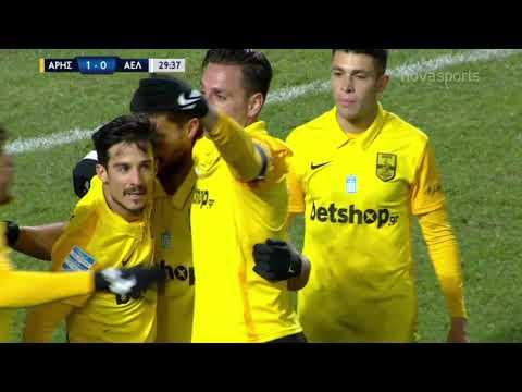 Aris AEL Larissa Goals And Highlights