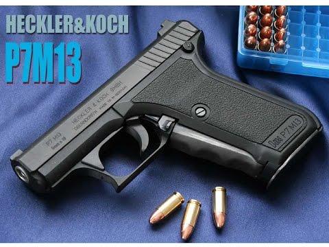 HECKLER & KOCH P7 M13  İNCELEME VE ATIŞ