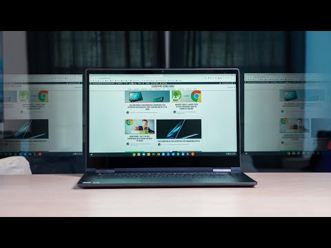 Virtual Desks on Chrome OS 77 Have Completely Changed My Workflow