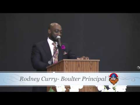 BOULTER Middle School Ribbon Cutting 2015