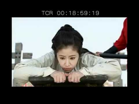 [Behind Scenes] Khuynh Thế Hoàng Phi - 《倾世皇妃》 05