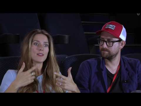 FrightFest 2016  The Chamber  with Ben Parker and Charlotte Salt