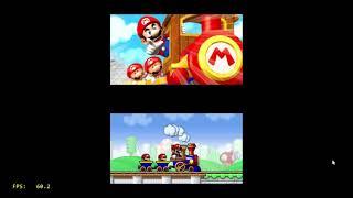Mario vs Donkey Kong Mini-Land Mayhem! part 1 of ep1