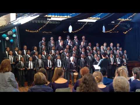 Ladysmith High School Choir - Africa (2017)