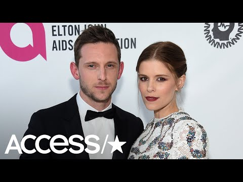 Kate Mara Confirms Her Pregnancy On Oscars Date Night With Husband Jamie Bell | Access