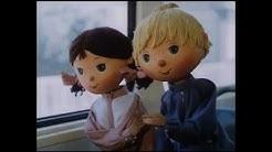 Mit Jan und Tini auf Reisen  Bei den Straßenbahnen in Dresden  HD