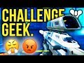 Your chance to CHALLENGE geek is here..... BRING IT ON!! (Destiny 2)