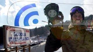 Fragile Italian Glass Snowboard: Every Third Thursday thumbnail