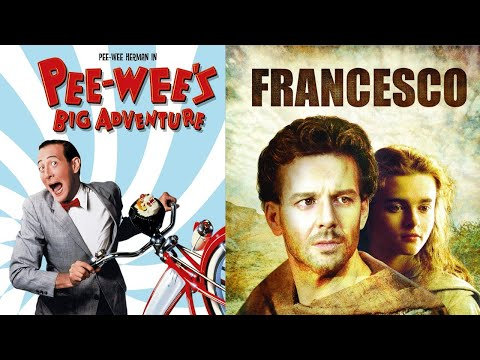 REVIEWS: Francesco (1989), Pee-Wee's Big Adventure (1985) | Amy McLean
