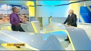 François Asselineau invité politique de Guyane la 1ère