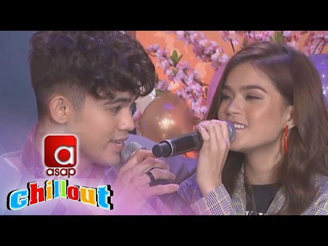 ASAP Chillout: Inigo and Maris sing 'Better Together'