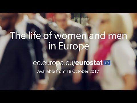 The life of women and men in Europe - a statistical portrait