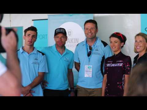 Deakin University - 2017 Southern Unigames and Indigenous Unigames partner university