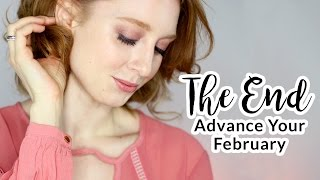 THE END I VIDEO MONAT 2017 I Advance Your Style