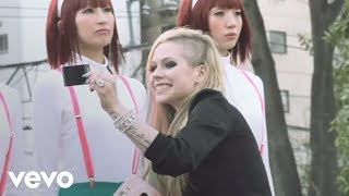 Avril Lavigne - Hello Kitty (Behind The Scenes Part 3)