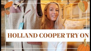 HOLLAND COOPER UNBOXING FACE MASK HAUL Fashion Mumblr