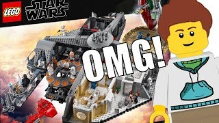 *HUGE* NEW LEGO STAR WARS CLOUD CITY SET 75222!